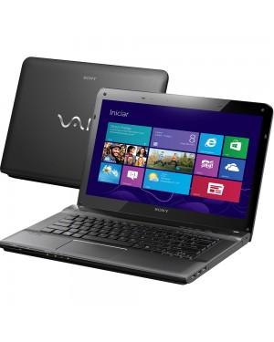SVE-14125CBB - Sony - Notebook E Series Vaio