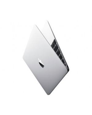 MF865BZ/A - Apple - Notebook MacBook 12in Core M 1.2GHz 512GBSSD 8GB Silver Intel HD Graphics 5300