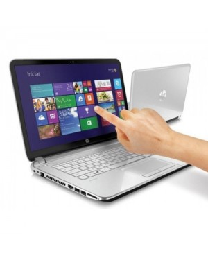 E7J06LA#AC4 - HP - Notebook TouchSmart Pavilion Core i7 14-N070BR