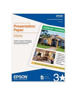 S041062 - Epson - Papel Fotográfico Carta Photo Quality 100Folhas