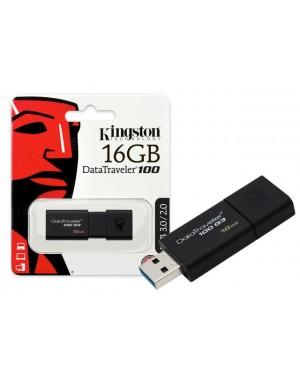 DT100G3/16GB - Kingston - Pen Drive 16GB Datatravaler