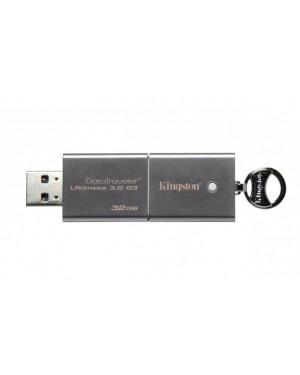 DTU30G3/32GB - Kingston - Pen Drive 32GB USB 3.0 DATA Traveler Ultimate 3º Geração
