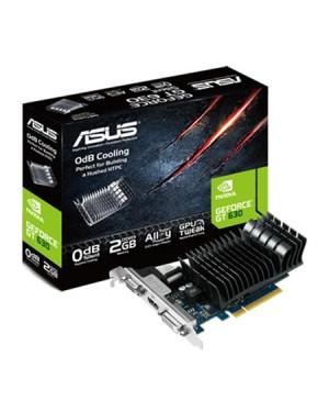 GT630-SL-2GD3-L - ASUS_ - Placa de Vídeo Geforce GT630 2GB DDR3 64Bits ASUS