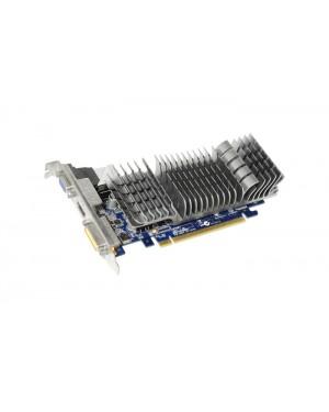 EN210 SILENT/DI/1GD3/V2(LP) - ASUS_ - Placa de Vídeo Geforce GT 210 1GB DDR3 64BITS ASUS