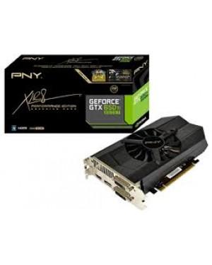 VCGGTX6501XPB - PNY - Placa de Vídeo Geforce GTX 650 1GB DDR5 128BITS