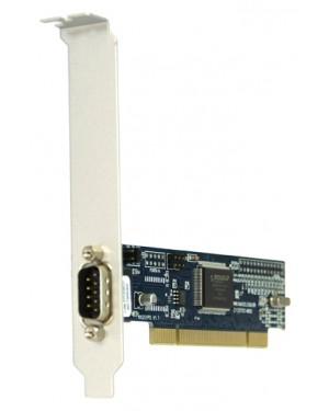 7898937710160 - Naxos - Placa PCI Serial DB09M Aleta 12 CM