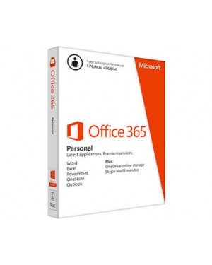 QQ2-00108. - Microsoft - Office 365 Personal
