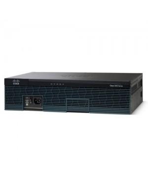 CISCO2911BR/K9= - Cisco - Roteador 2911BR
