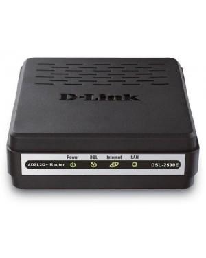 DSL-2500E - D-Link - Roteador ADSL 2500E