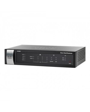 RV320-K9-NA - Cisco - Roteador VPN RV320