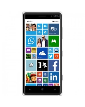 A00021265 - Naxos - Smartphone Lumia 830 Branco Nokia