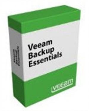 VESSSTDVSP000000 - Outros - Software de Backup Essentials Standard 2 Socket bundle VMware VEEAM