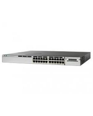 WS-C3850-24T-S - Cisco - Switch Catalyst 3850 24 Portas