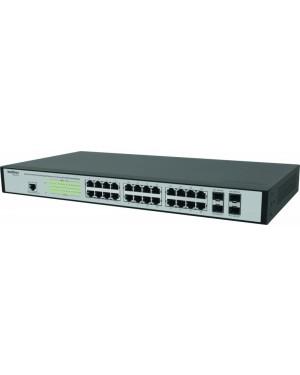 SG2404MR - Outros - Switch Gerenciável 24 Portas Gigabit Ethernet com 4 portas Mini-GBIC Compartilhadas Intelbras