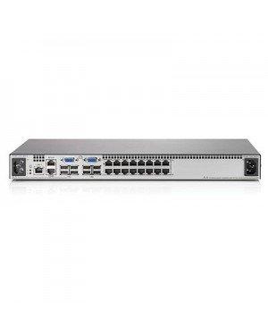 AF618A - HP - Switch Server Console KVM G2