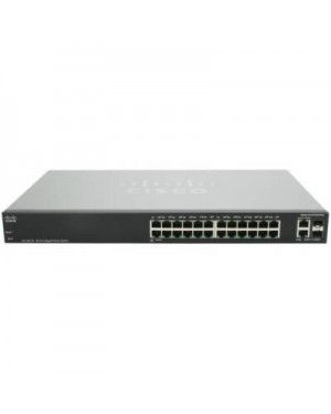 SLM2024T-NA - Cisco - Switch SG200-26P