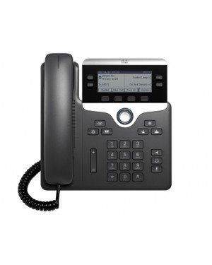 CP-7821-K9= - Cisco - Telefone IP 7821