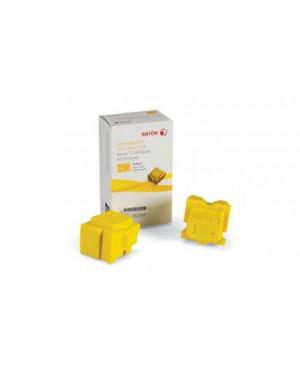 108R00938-NO - Xerox - Bastao de cera original xerox amarela colorqube 8570