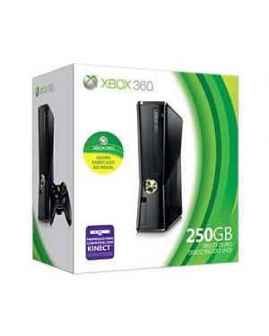 3MN-00016 - Microsoft - Video Game Xbox 360 500GB Kinect + Kin Sports Ultimate + Kin Adventures