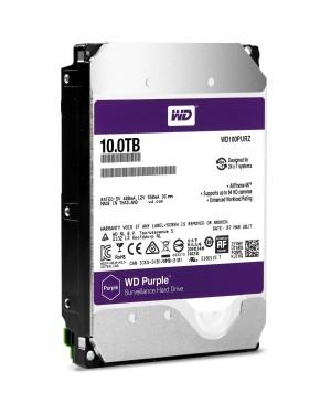 WD100PURZ - Western Digital - Disco Rígido Interno 10TB Purple A/V SATA