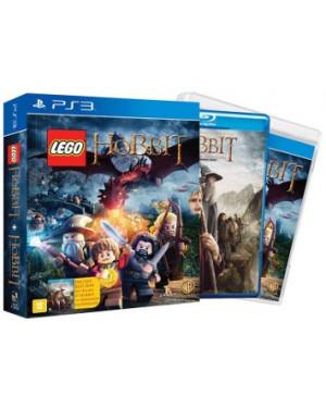 WGY3090BL* - Warner - Jogo Bundle Lego Hobbit