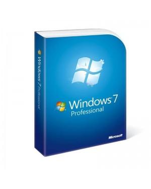 FQC-08286lic - Microsoft - Windows Pro 7 64bit SP1 Braz DVD OEM