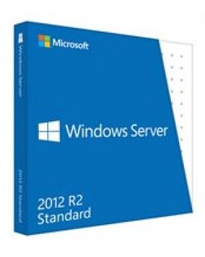 P73-06159OEMMD_DP - Microsoft - Windows Server Standard R2 2012