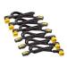AP9870 | AP8706R-NA - APC - Kit Cabos de energia IEC 320 C13 /C14