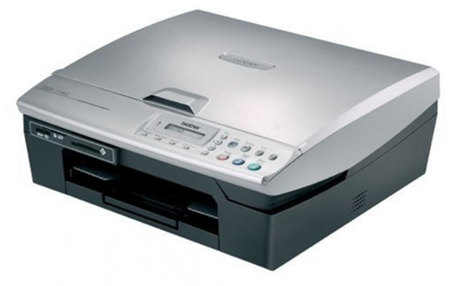 Download Driver: Brother DCP-117C Printer