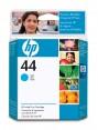 51644C - HP - Cartucho de tinta 44 ciano Designjet 350c 450c 455ca 488ca 750c Plus 755cm