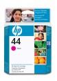 51644M - HP - Cartucho de tinta 44 magenta Designjet 350c 450c 455ca 488ca 750c Plus 755cm