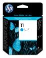 C4811A - HP - Cabeca de impressao 11 ciano Color Inkjet CP 1700 Business 1000 1100 1200 2200 2300 26