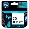C6614D - HP - Cartucho de tinta Black preto DJ 610/640/648/656