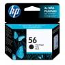 C6656AB - HP - Cartucho de tinta 56 preto Deskjet 5550