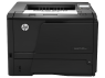 CZ195A#696 - HP - Impressora LaserJet Pro 400 M401n