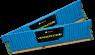 CML16GX3M2A1600C10B - Outros - Memória 16GB DDR3 1600MHz Vengeance LP Blue Corsair