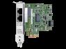 652497-B21 - HP - Placa de rede Ethernet de 1Gb e 2 portas 361T