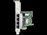 647594-B21 - HP - Placa de Rede Ethernet de 1GB e 4 portas 331T