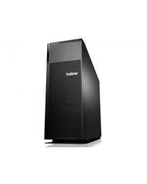 70DJA00RBN - Lenovo - Servidor TD350, Intel Xeon Six-Core E5-2620v3, 8GB RAM, 1 x 300GB SAS, 2 x fonte 500W, FreeDOS