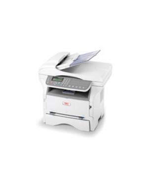 01239301 - OKI - Impressora multifuncional MB290 laser monocromatica 20 ppm A4