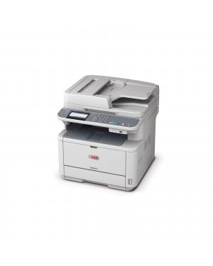 01320702 - OKI - Impressora multifuncional MB461DN laser monocromatica 33 ppm A4 com rede
