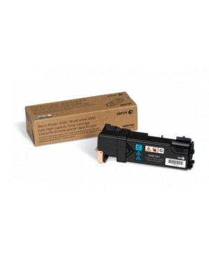 106R01601 - Xerox - Toner Cyan ciano Phaser 6500; WorkCentre 6505.