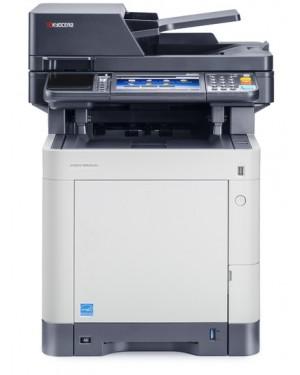 1102PC3NL0 - KYOCERA - Impressora multifuncional ECOSYS M6535CIDN laser colorida 35 ppm A4 com rede