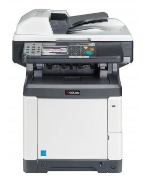 1102PY3NL0 - KYOCERA - Impressora multifuncional ECOSYS M6526cidn laser colorida 26 ppm A4 com rede