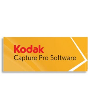 1688811 - Kodak - Software/Licença Capture Pro Software, UPG, Grp DX>E (E1)
