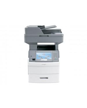 16M1797 - Lexmark - Impressora multifuncional X656de laser monocromatica 55 ppm A4 com rede