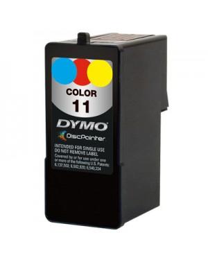 1738252 - DYMO - Cartucho de tinta ciano ciano claro magenta clara magenta amarelo DiscPainter