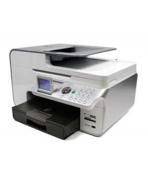 210-17055 - DELL - Impressora multifuncional All-in-One 966 jato de tinta colorida 31 ppm A4