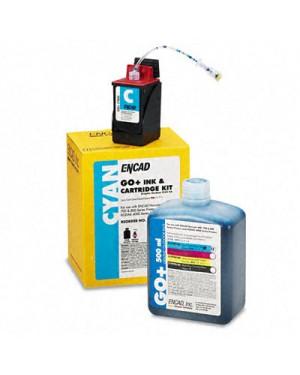 219987-00 - Kodak - Cartucho de tinta ciano NOVAJET 600/700/800 4000