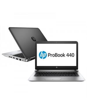 T4N02LA#AC4 - HP - Notebook ProBook 440 G3 I5-6200U 4GB 500GB W10P